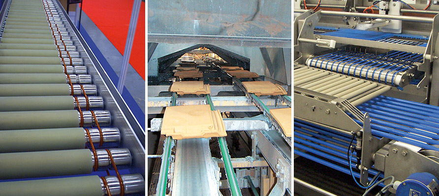 Our round conveyor belts